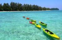 Mantanani Island , Kota Belud