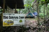 Miki Survival Camp , Kota Belud