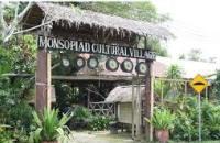 Monsopiad Cultural Village , Kota Kinabalu