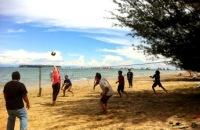Pancur Hitam Beach
