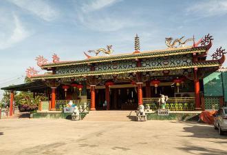 Poh Toh Tze Temple