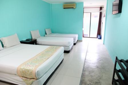 redang bay resort quad room