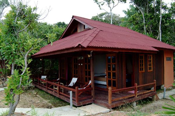 Redang Holiday Beach Villa Semi d Bungalow