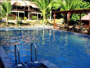 Redang Holiday Beach Villa Swimming Pool
