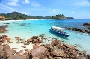 Redang Reef Resort seaside
