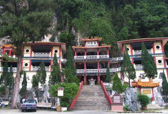 Perak Caves Temple