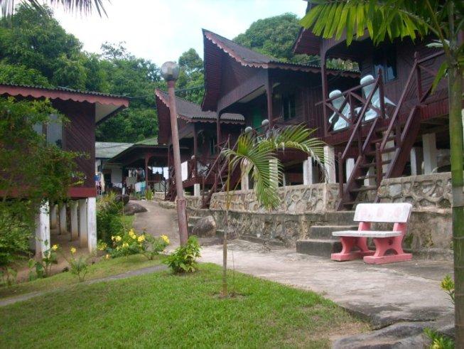 Salang Indah Resort Surrounding