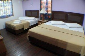 Salang Pusaka Homestay Villa Bedroom