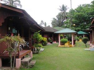 Salang Pusaka Resort surrounding