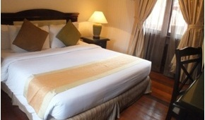 sibu island resort layang layang suite king bed