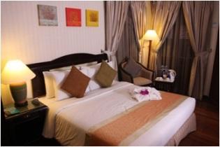 sibu island resort superior king room