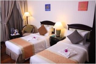 sibu island resort superior twin room