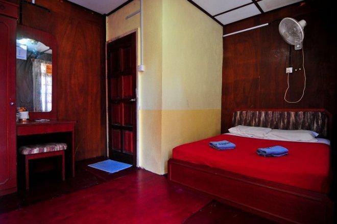 Flora Bay Resort Hill View Room