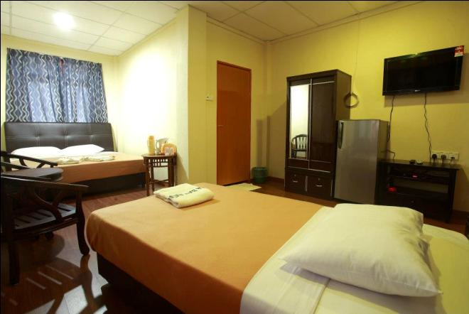 Flora Bay Resort Semi Suite Sea View Room