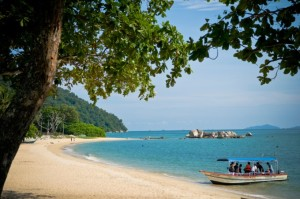 Pangkor Sandy Beach Resort Beach Front