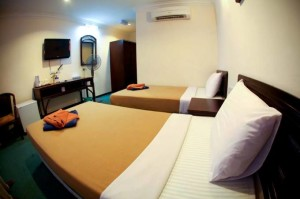 Pangkor Sandy Beach Resort Standard Room