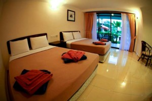 Pangkor Sandy Beach Resort Super Deluxe Room
