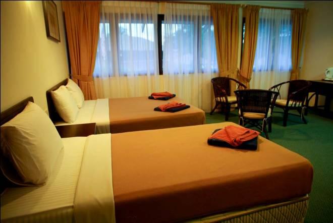 Sandy Beach Resort Pangkor Deluxe Room