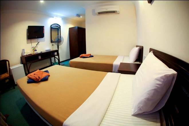 Sandy Beach Resort Pangkor Standard Room
