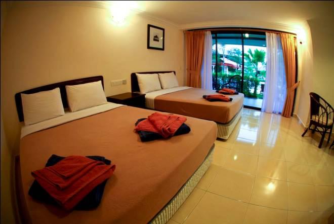 Sandy Beach Resort Pangkor Super Deluxe Room