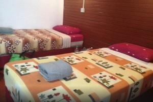 Senja Bay Resort chalet interior 3