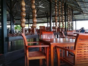 D Coconut Pulau Besar Restaurant