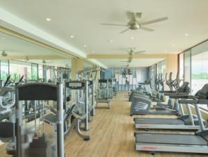 Dayang Bay Resort Gym Room