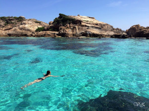 Snorkeling in Perhentian Island