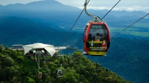 Langkawi-Cable-Car view