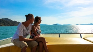 Langkawi full day yacht trip