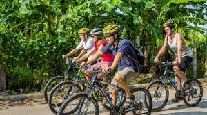 Nature cycling tour