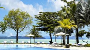 Vivanta langkawi pool view