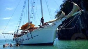 langkawi yacht trip