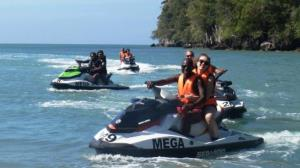 mega-water-sports-jet in langkawi