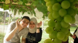 photo wit fruit in langkawi