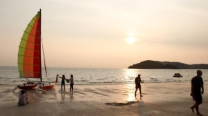 langkawi catamaran water sport