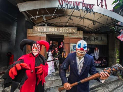 Scream Park 3