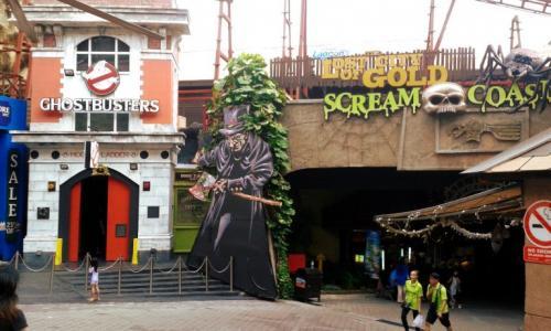Scream Park 5