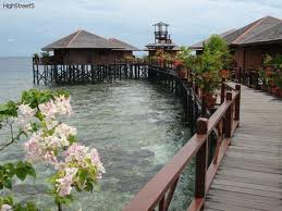 Balung River Eco Resort chalet
