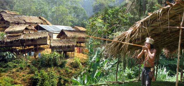 Orang Asli Aboriginal Villages