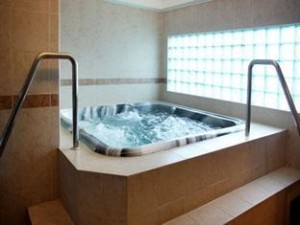 VIP Room with Jacuzzi