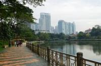 Lake Gardens Park (The Perdana Botanical Garden)