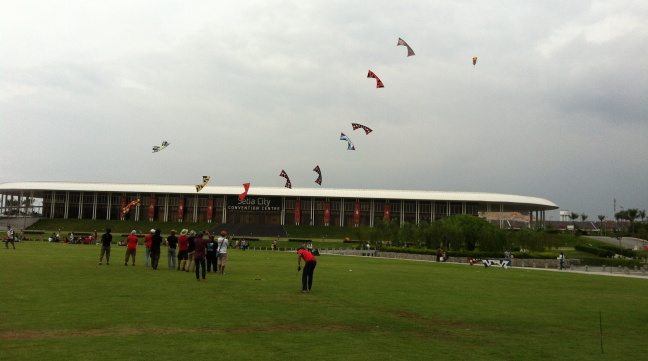 Setia City Mall Kite Flying