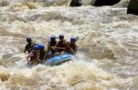 Padas River White Water Rafting , Tenom