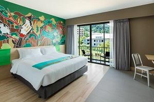 Krabi 8icon Ao Nang room