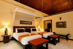 Beji Ubud Resort room