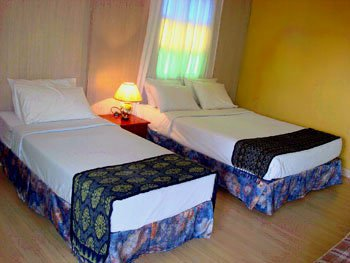 Kapas Coral Beach Resort Room