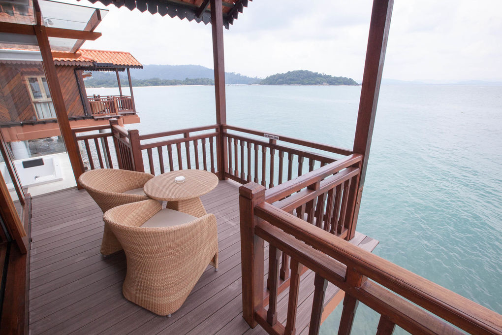 Langkawi Berjaya Resort Premier Suite on Water Balcony